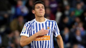 Hector Moreno Showed His Set Piece Aerial Ability This Weekend
