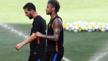 Former FC Barcelona President Says Neymar's Only In It For The Money