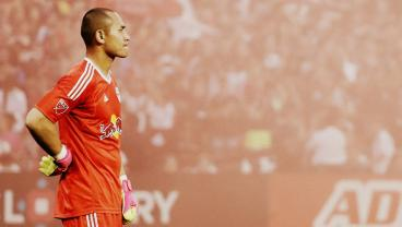 Luis Robles Records 13 Saves As The NYRB Shock Xolos In Tijuana, 2-0