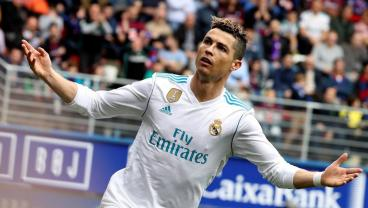 Is Anyone Better Than Cristiano Ronaldo Right Now?