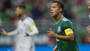 Giovani Dos Santos Is Playing Himself Off Mexico's World Cup Squad