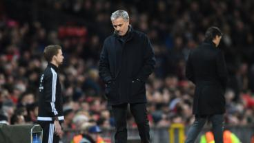 Mourinho Gets Outcoached, Man U's Midfield Outclassed In Stunning UCL Defeat