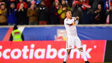 New York Red Bulls Strike Blow For MLS In The Concacaf Champions League