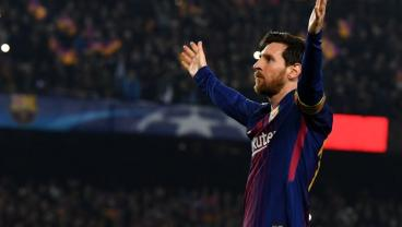 Lionel Messi Achieves Perfection In Barca's 3-0 Romp Over Chelsea