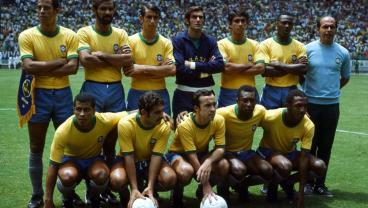 Brazil's 2018 World Cup Jerseys Are A Fear-Inducing Shade Of Canary-Yellow