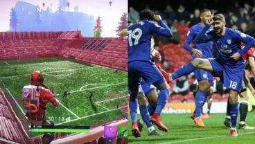 The Fortnite Craze Has Infiltrated The World Of Professional Soccer To Hilarious Effect