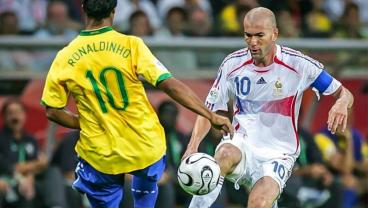 15 GIFs That Sum Up Zinedine Zidane's Flawless 2006 World Cup Performance