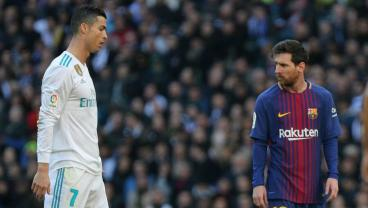 Can Ronaldo Really Catch Messi At The Top Of La Liga's Scoring Chart?