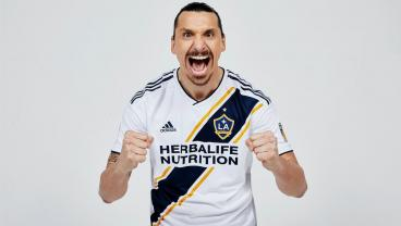 Zlatan Announces Move With Five-Word, Full-Page LA Times Advertisement