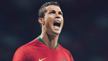 Cristiano Ronaldo Turns Back The Clock With Some Unreal Skills For Portugal