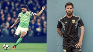 The Complete Collection Of 2018 World Cup Jerseys