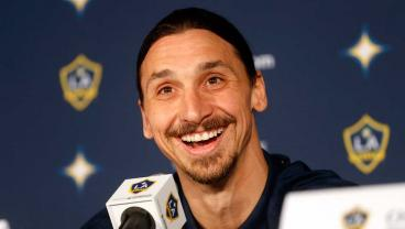 The Best Moments From Zlatan's LA Galaxy Press Conference