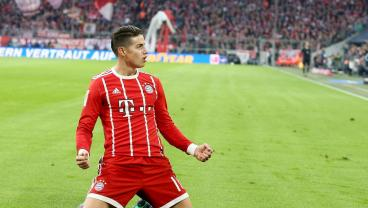 Bayern's Transfer Fee For James Rodriguez Is A Steal, And Their CEO Knows It