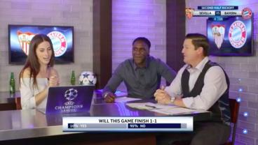 Mario Melchiot's Facebook Live Champions League Experience Is Utter Hell