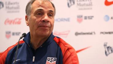 Bruce Arena Wants You To Give Him Money For Failing To Get The U.S. To The World Cup