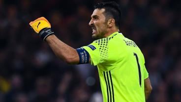 Gianluigi Buffon Says Juventus Must Not Be Overconfident Against Real Madrid