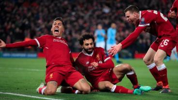 Liverpool Trashed Manchester City