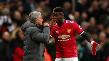 Guardiola Drops Mourinho-Pogba Fallout Bombshell On The Eve Of Manchester Derby