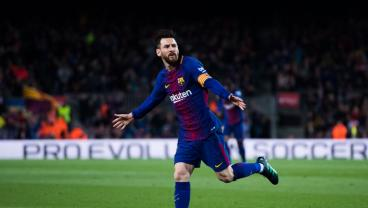 Watch Lionel Messi Make Ray Hudson Squeal With Another Magisterial Hat Trick