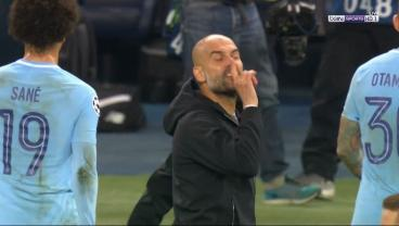 Exclusive: Glossary Of Pep Guardiola's Hand Signals From The Stands