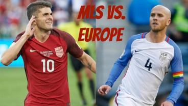 USMNT MLS XI vs. European XI: Who Would Win (Or Would It Be A Scoreless Draw)?
