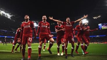 Please Give Us The Possibility Of A Liverpool vs. Roma UCL Final
