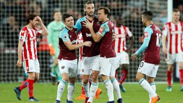 This 90th-Minute Andy Carroll Goal Could Spell Salvation For West Ham