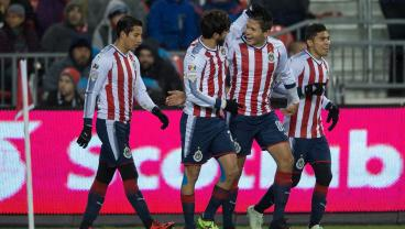 Chivas Take Commanding Lead In Concacaf Champions League Final