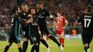 Marcelo's Goal And Godly Piece Of Control Were The Highlights Of Real's Win