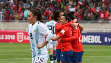 Chile Secure First-Ever Women's World Cup Qualification While Inspiring A Nation
