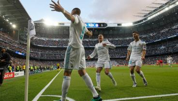 Real Madrid's Mesmerizing 28-Pass Move Leads To A Goal Against Bayern Munich