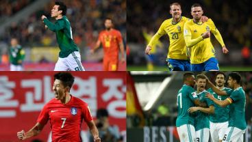 Which World Cup Group Is The Group Of Death In 2018?