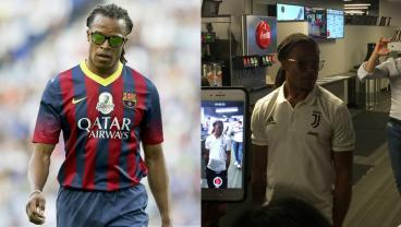 Edgar Davids Is In Atlanta, Begging The Question: Why Isn't He Player-Manager Yet?