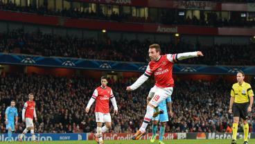 Arsenal Executive's Quote On Santi Cazorla's Exit Sums Up Gunners' Miserable Last 2 Seasons