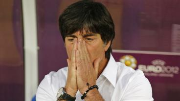 Joachim Low Shows You What Not To Do In Public