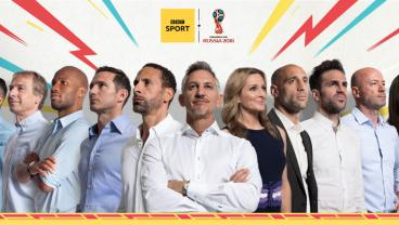 BBC Announces Its World Cup Pundits With Cringe-Worthy Video