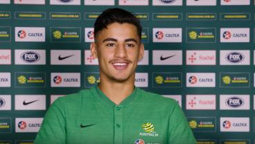 The Youngest Player At The World Cup: Who Is Daniel Arzani?