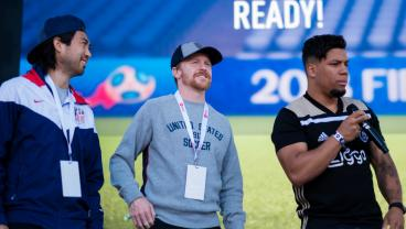 Dax McCarty: The Chicago Fire Are Still Favorites For The World Cup