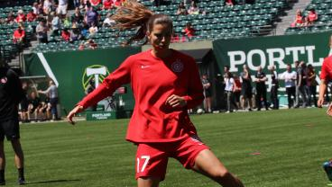 Tobin Heath: U.S. Soccer Needs Fewer Cookie-Cutter Players