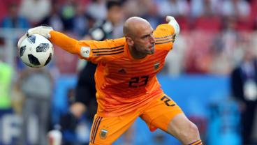 Willy Caballero's Howler Will Be The Reason We Don't Have Messi In The World Cup