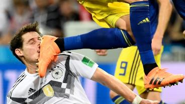 Fox Watch: Germany-Sweden Was Almost The Best Broadcast Yet, But Fox Screwed It Up In The End
