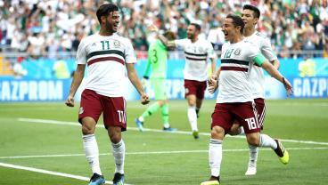 Mexico Takes Advantage Of Some Dumb Defending To Take 1-0 Lead On South Korea