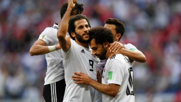 Mo Salah Scores What May Be His Final Goal For Egypt