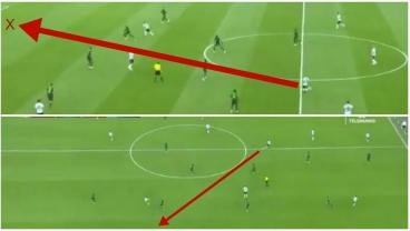 Ever Banega's Assist To Messi Was Some Next Level Midfield Play