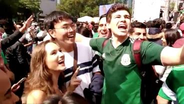 Mexico's Gratitude Toward South Korea Is Hilariously Insane