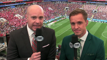 Fox Watching: Ranking Each Announcer Pairing And How They Compare To ESPN's 2014 Lineup