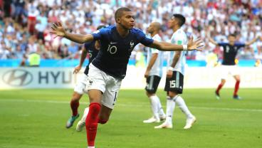 Mbappe, Not Messi, Made Argentina-France Look Like A Game Of FIFA With Scintillating Skill, Speed