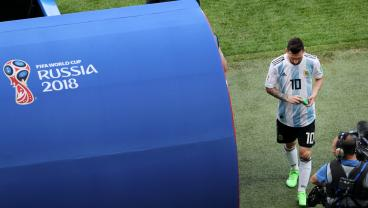 Messi Bows Out Of World Cup With Whimper, Sparking Countless Memes