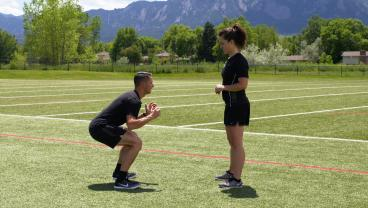 One Exercise To Prevent ACL Injuries In Women