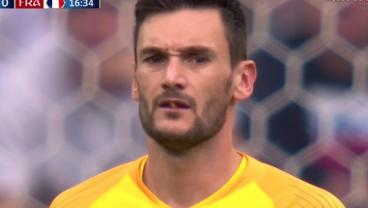 France Goalie Lloris Saves Grasshopper From Mouth Before Making The Save Of The Tournament